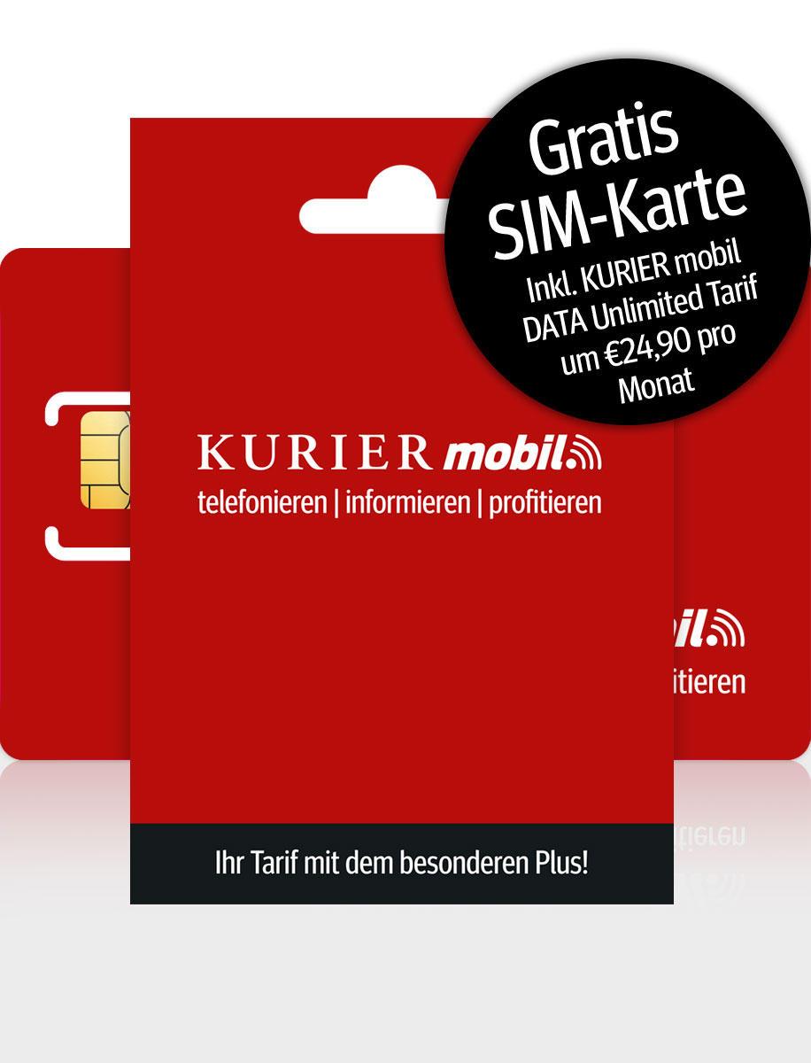 Startset mit DATA Unlimited Tarif