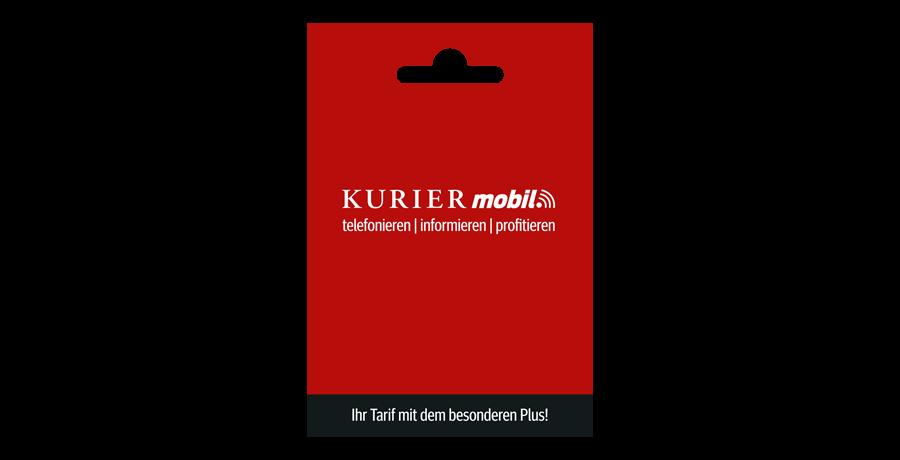 KURIER mobil Startetest