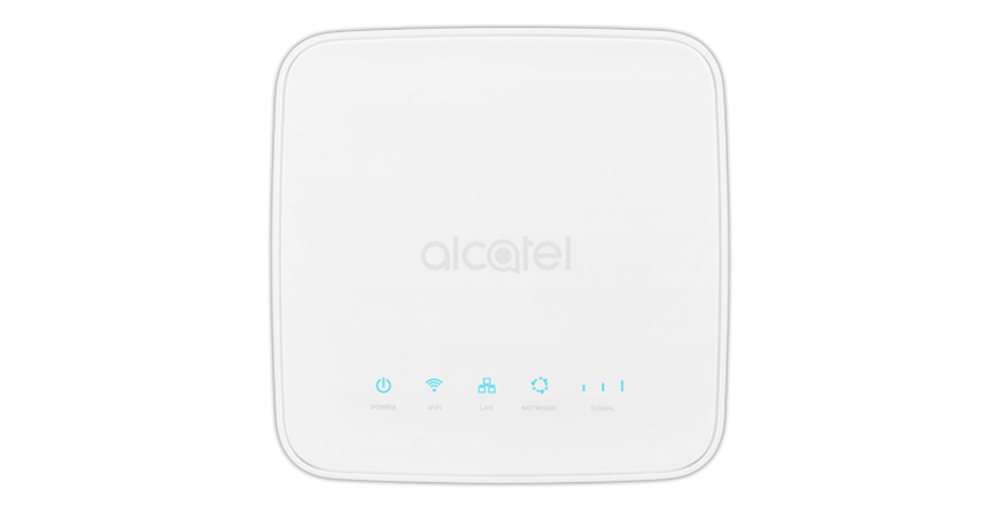Alcatel LTE-Cube in weiß