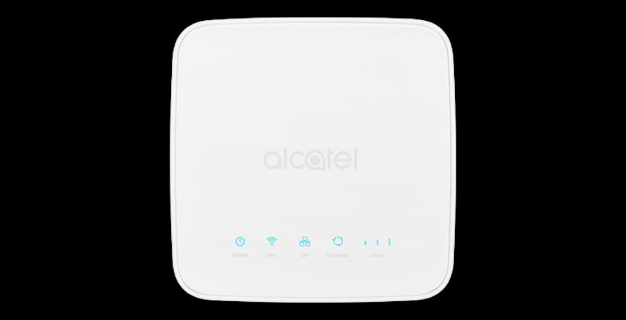 Alcatel LTE-Cube in weiß