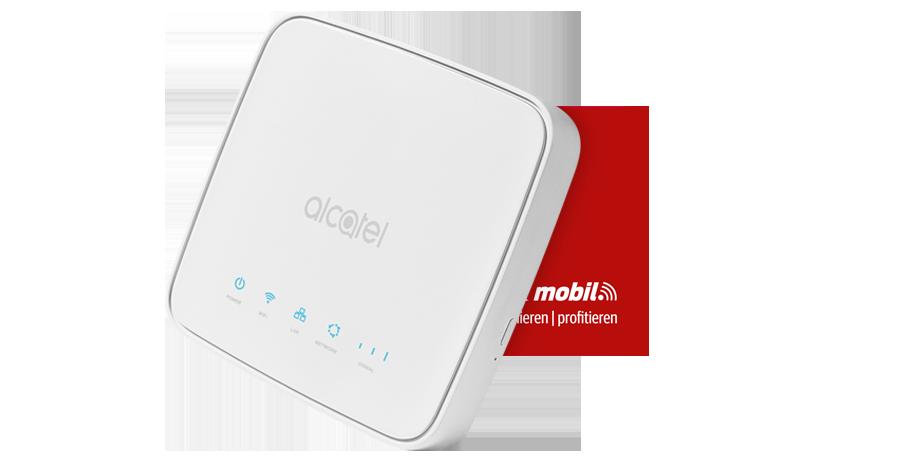 Alcatel HH40 LTE-Cube + DATA Unlimited 50